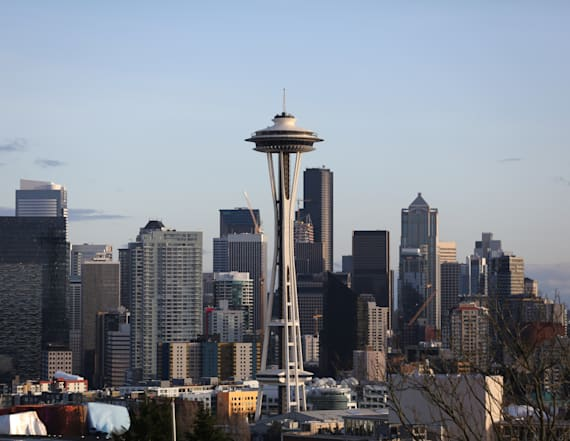 Decades old time capsule discovered in Space Needle