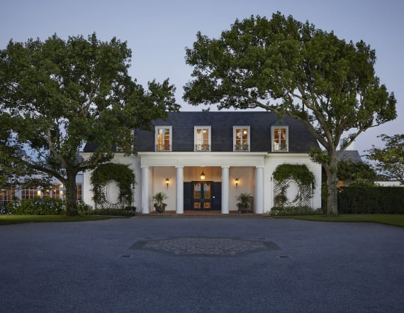 An iconic Hamptons estate is up for sale