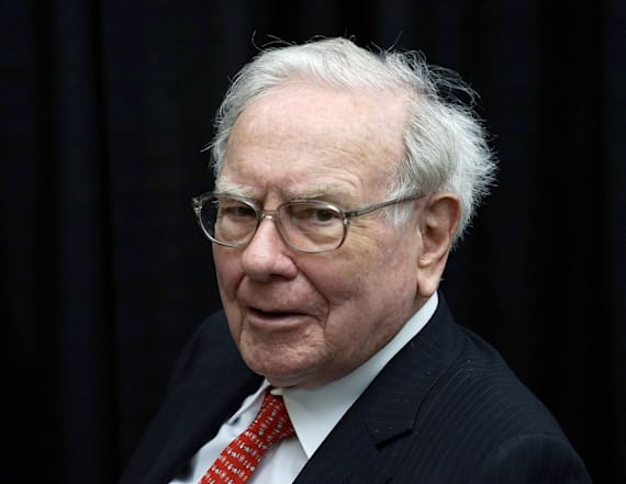 Warren Buffett dumped all his stakes in one company