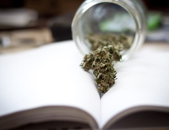 Study: Higher education may increase marijuana use