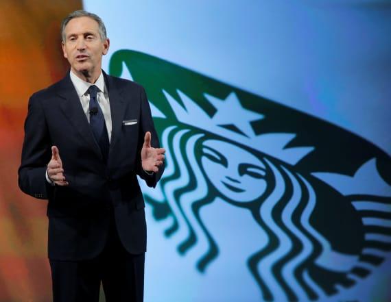 Howard Schultz slams 'dysfunction' in Washington