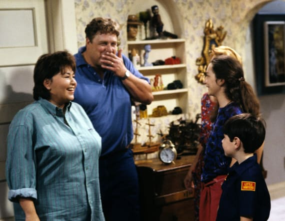 'Roseanne' reboot sets premiere date