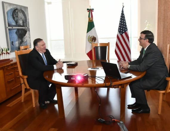 U.S. cites Mexican efforts in stemming migration