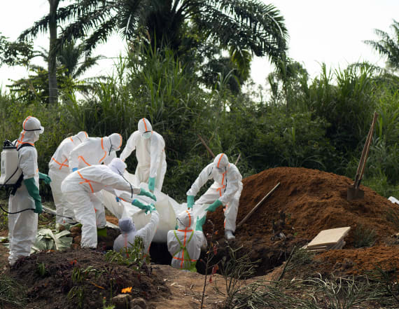 Ebola outbreak in Congo declared a global emergency