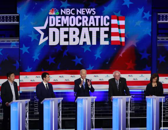 Biden-Harris rematch and progressive faceoff