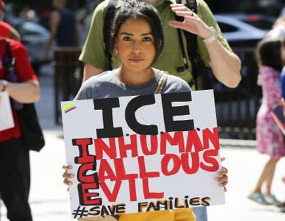 No sign of mass ICE raids in major cities yet