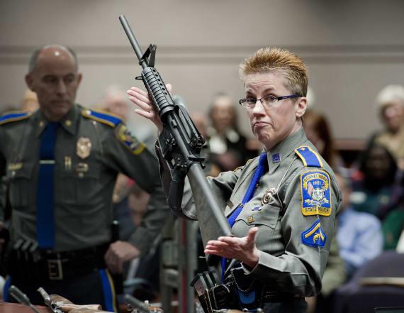 Sandy Hook parents can now sue gun maker