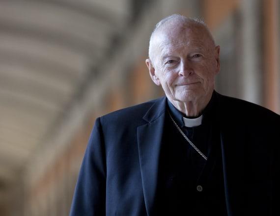 Vatican defrocks former cardinal over sex abuse