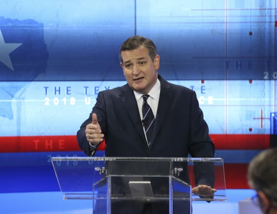 Ted Cruz's broadcast goes hilariously awry