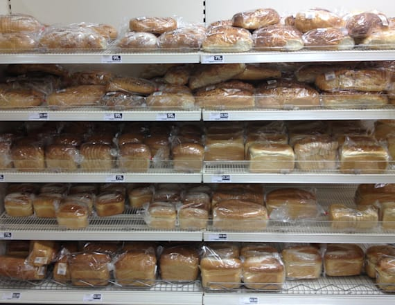 The healthiest sliced breads at the supermarket