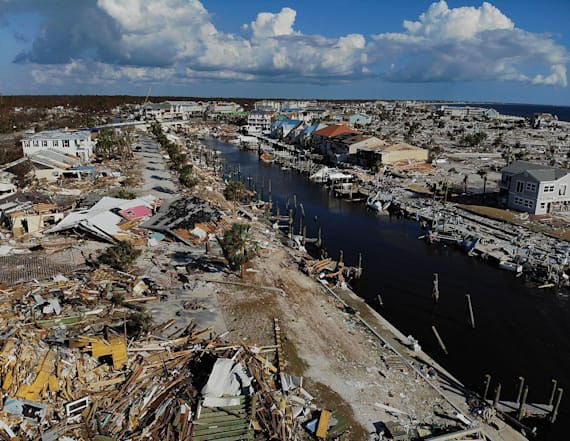 At least 16 dead in Fla. after Hurricane Michael