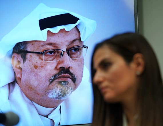 One of Khashoggi's suspected killers reportedly died