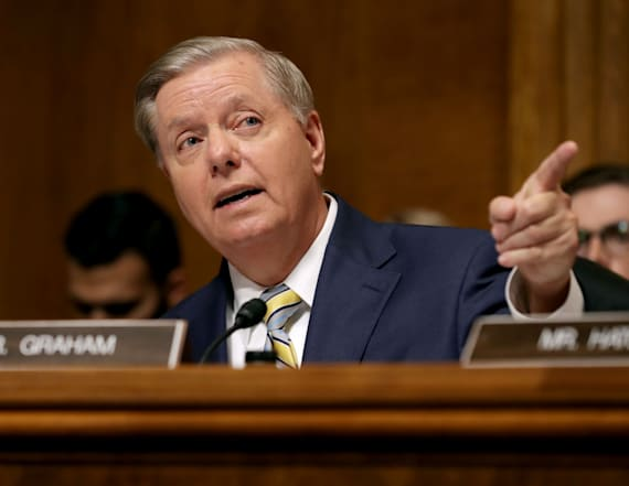 Graham poised to chair powerful Senate committee