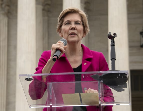 Warren's DNA results indicate her true heritage