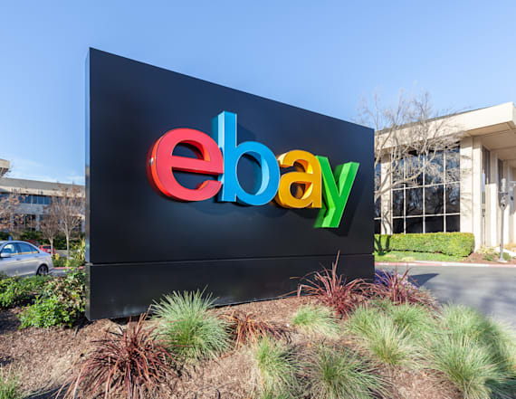 eBay soars to its highest in 15 months