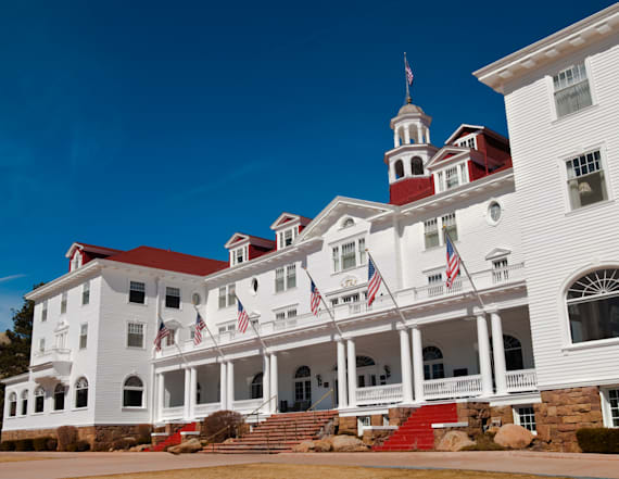 The 20 most haunted hotels in America