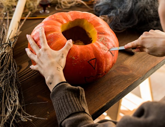 Carve the perfect pumpkin with these pro tips