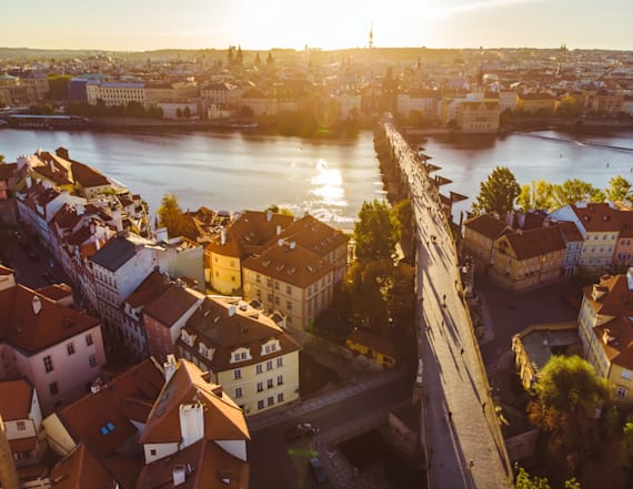 12 least expensive but most dazzling European spots