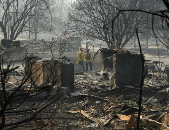More than 1,000 unaccounted for after Calif. fires