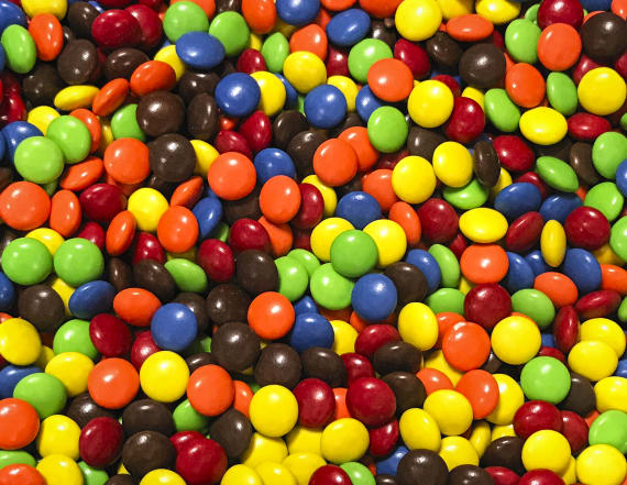 M&M's newest flavor is the perfect holiday treat
