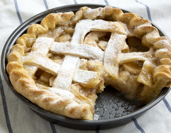 What is the best type of apple for apple pie?