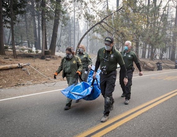 Camp Fire: Rising numbers of missing and dead