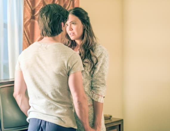 'This Is Us': Jack and Rebecca's first time