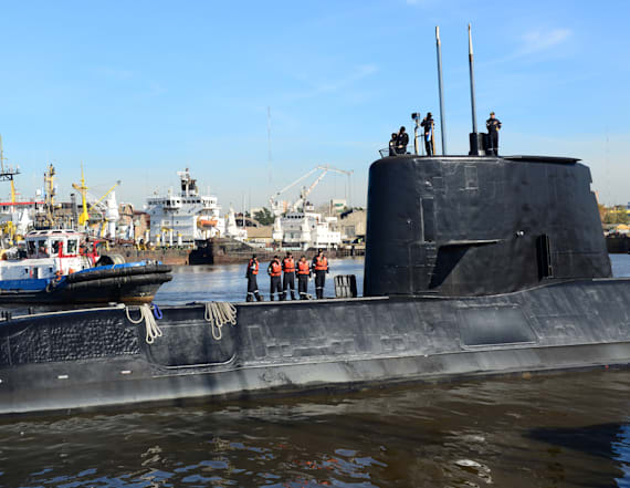 Submarine found year after vanishing with 44 aboard