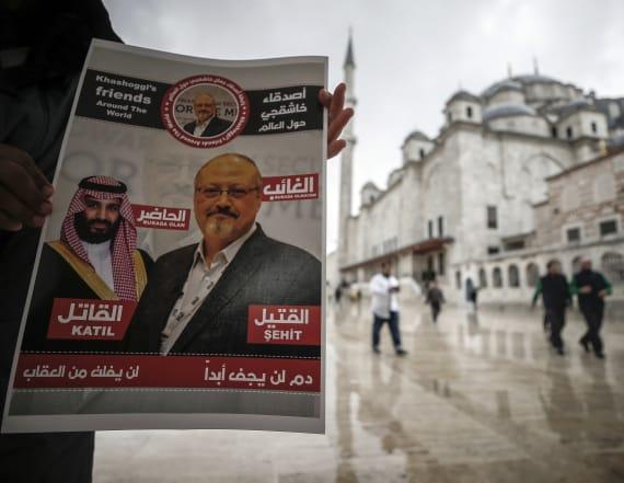 Turkey has more tapes of Saudi hit team: report