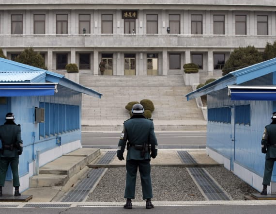 North Korea tests new weapon amid stalled diplomacy