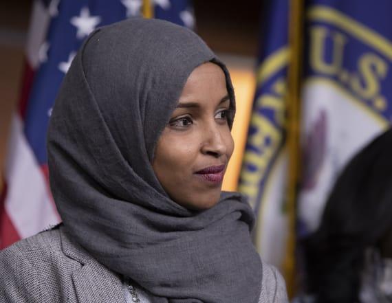 Muslim lawmaker responds to 'Islamic republic' rant