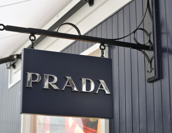 Prada slammed for display resembling blackface