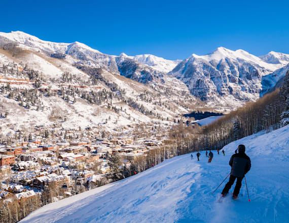 5 ski towns to add to your winter bucket list