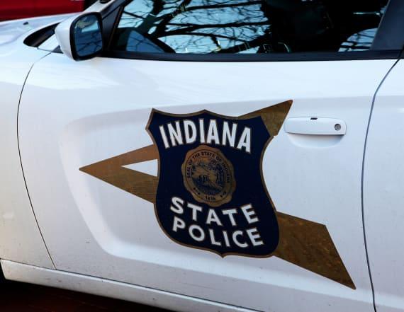 Police: Teen, officers exchange gunfire at school