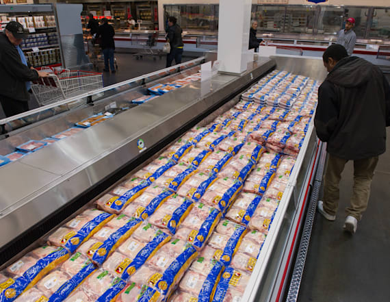 Costco putting fewer antibiotics into meat products