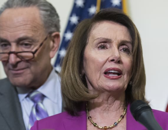 Report: Dems to refuse Trump's border wall demand