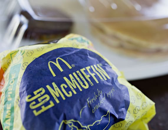 McDonald's almost didn't add Egg mcMuffin to menu