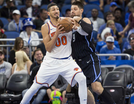 Arrest warrant sought for New York Knicks star