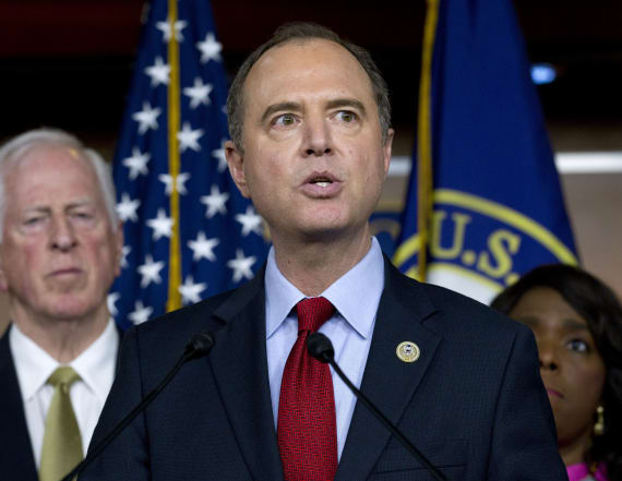 Schiff says collusion 'evidence in plain sight'