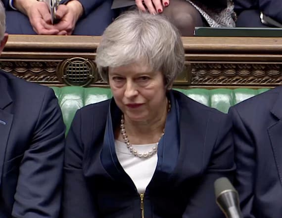 May faces confidence vote after Brexit humiliation