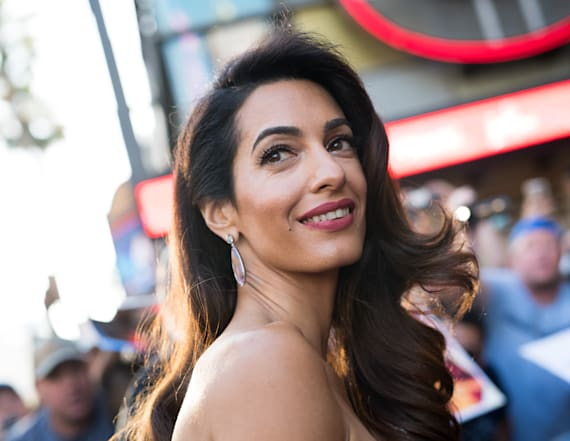 Amal Clooney's complete style transformation