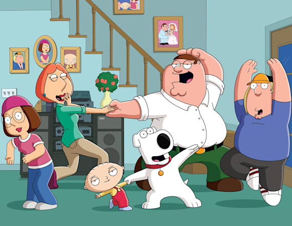 'Family Guy' phasing out homophobic jokes
