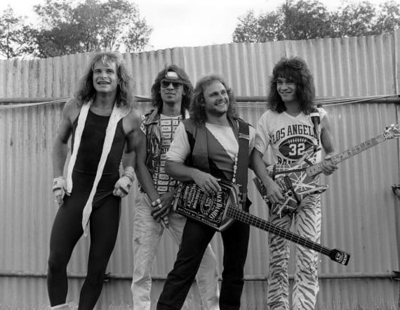 Van Halen bandmates hated each other