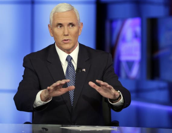 Wallace to Pence: You could open government tomorrow
