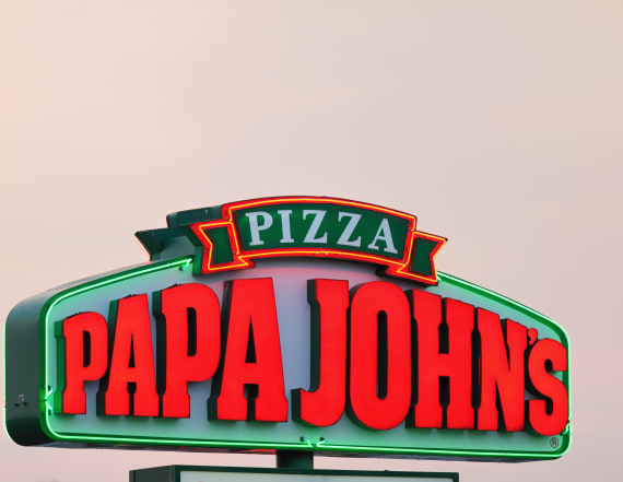 Papa John's is adding a chicken-and-waffle pizza