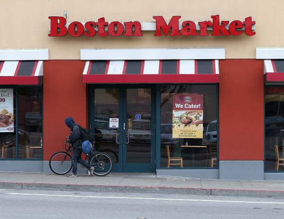 86 tons of Boston Market frozen meals recalled