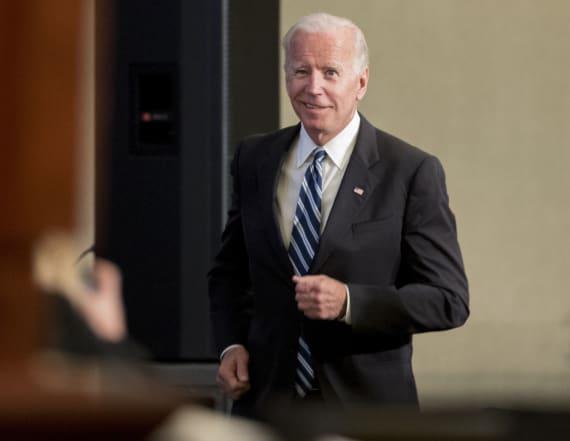 Trump attacks Biden over verbal slip