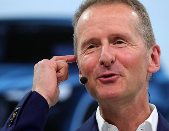 The CEO of Volkswagen says sorry after quoting Nazis