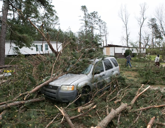 118 million in path of severe weather outbreak