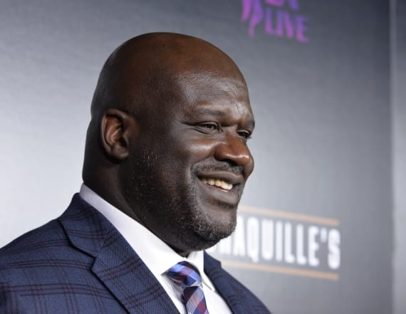 Shaq is investing in 9 Papa John's locations